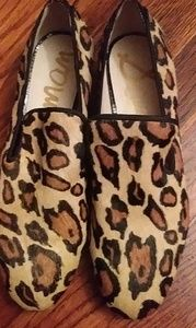 Flats calf hair Animal print Sam Edelman